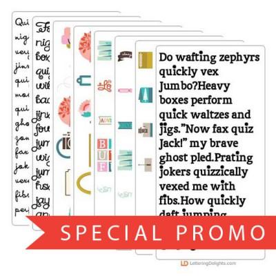 September - Promotional Bundle