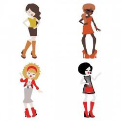 Fashion Girls - Fall - CS