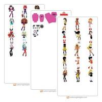 Fashion Girls - Cut Bundle