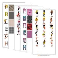 Fashion Girls - Graphic Bundle