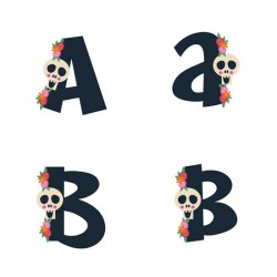 Balancing Act - Skeletons - AL