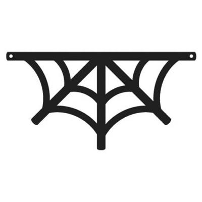 So Franken Cute - Spider Web Banner - CS