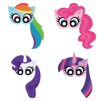 Ponymania - Masks - CP