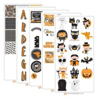 Happy Halloween - Graphic Bundle