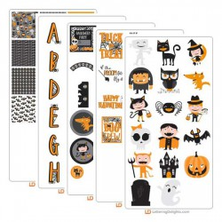 Happy Halloween - Graphic Bundle