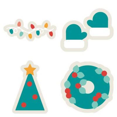 Happy Family - Holiday Decor - CS