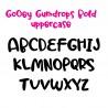 PN Gooey Gumdrops Bold - FN -  - Sample 2