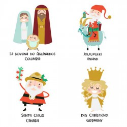 Christmas Around the World - GS