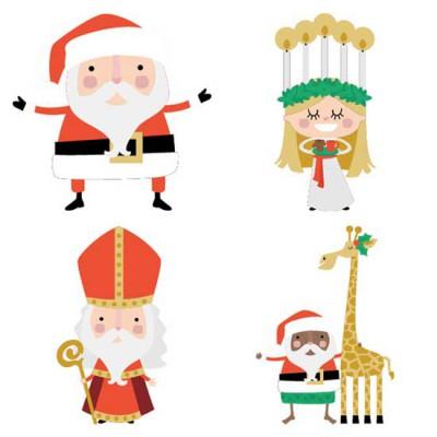 Christmas Around the World - CS