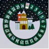 Christmas Around the World - Flat Advent - PR -  - Sample 1