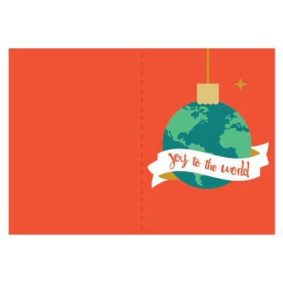 Christmas Around the World - Card - CP