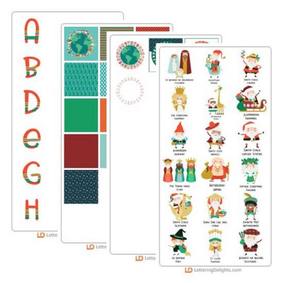 Christmas Around the World - Graphic Bundle
