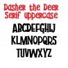 ZP Dasher the Deer Serif - FN -  - Sample 2