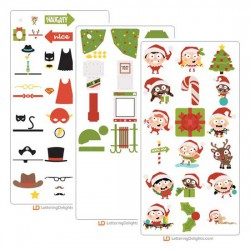 Little Elves - Cut Bundle