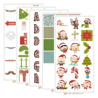 Little Elves - Graphic Bundle