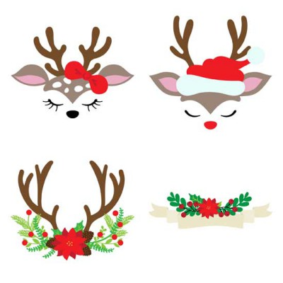 Oh Deer - Christmas - GS