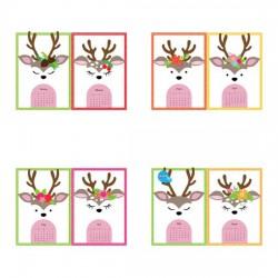 Oh Deer - Calendar - PR