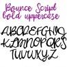 PN Bounce Script Bold -  - Sample 2