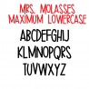 PN Mrs. Molasses Maximum -  - Sample 3