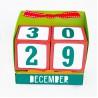 What's Happening - Perpetual Calendar - CP -  - Sample 1
