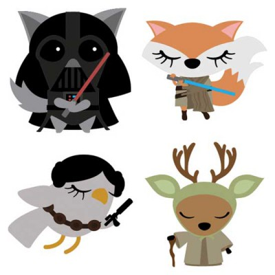 May the Forest Be With You - CS