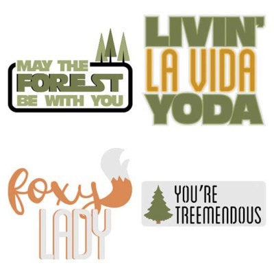 May the Forest Be With You - Sentiments - CS