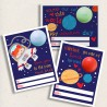 Love You To The Moon - Lip Balm Cards - PR -  - Sample 1