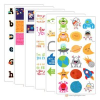 Love You To The Moon - Graphic Bundle