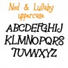 PN Nod and Lullaby Bold - FN -  - Sample 2