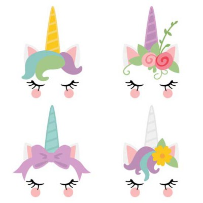 Unicorn Dreams - Faces - CS