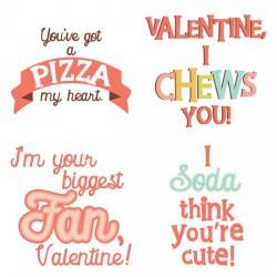 I Heart You - Puns - GS