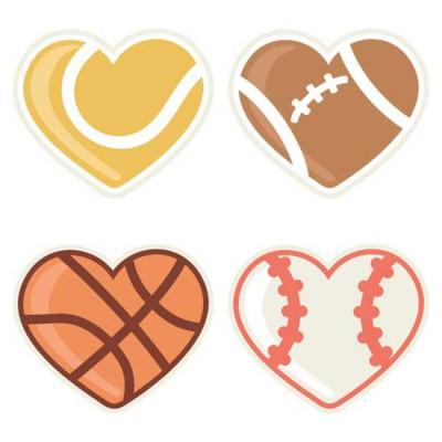 I Heart You - Sports - CS