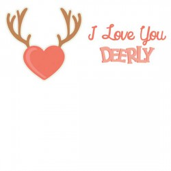 I Heart You - Deerly - CS