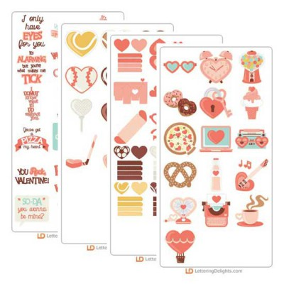 I Heart You - Cut Bundle
