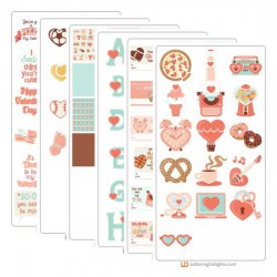 I Heart You - Graphic Bundle