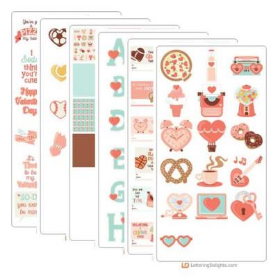 I Heart You - Graphic Bundle