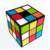 80's Love - Rubiks Valentine Box - CP -  - Sample 1