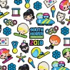 K Pop - Olympics - GS -  - Sample 1