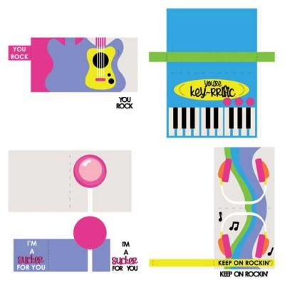K Pop - Cards - CP