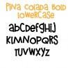 PN Pina Colada Bold - FN -  - Sample 3