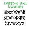 ZP Leapfrog Bold - FN -  - Sample 3