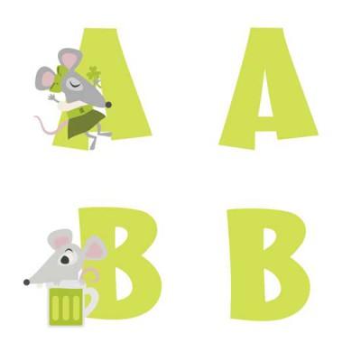 Patty Mouse - AL