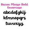 PN Bacon Please Bold - FN -  - Sample 3