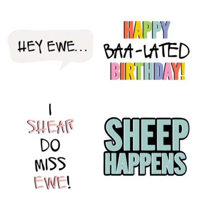 Feeling Sheepish - Puns - GS
