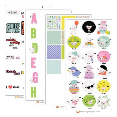 Feeling Sheepish - Graphic Bundle