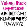 PN Yakety Black - FN -  - Sample 2