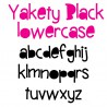 PN Yakety Black - FN -  - Sample 3