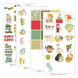 Mother Goose - Graphic Bundle
