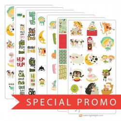 Mother Goose - Promotional Bundle