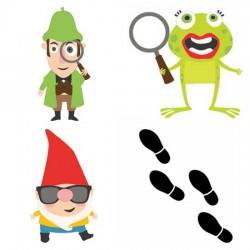 Gnome Sweet Gnome - Detective - CS